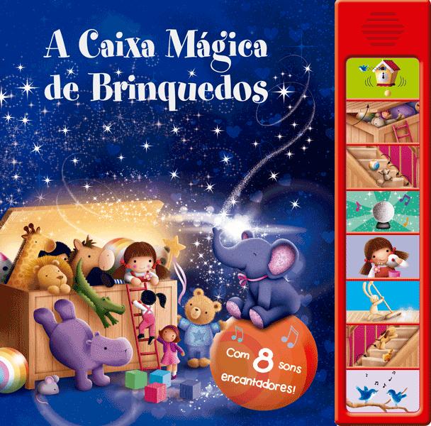 A CAIXA MÁGICA DE BRINQUEDOS