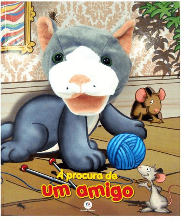 Á PROCURA DE UM AMIGO