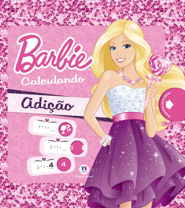 ABA- BARBIE CALCULANDO - ADIÇAO