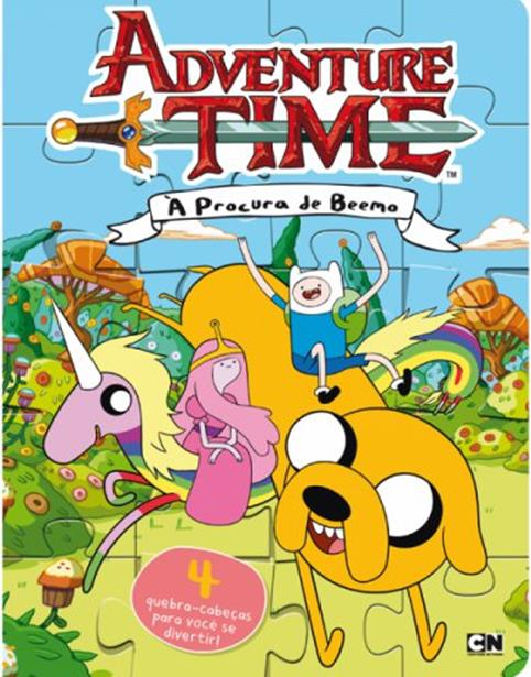 Adventure Time: À Procura de Beemo