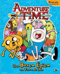 Adventure Time - Uma Busca Épica na Terra de Ooo: Procure e Encontre