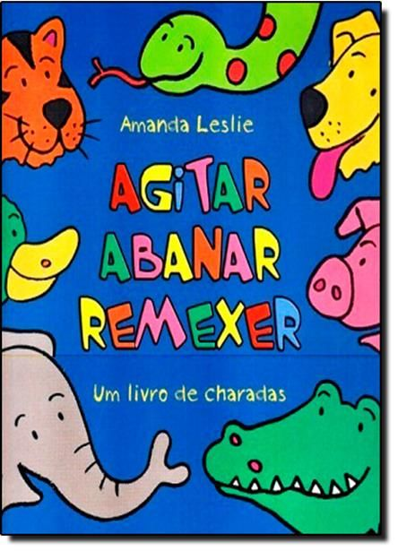 Agitar, Abanar, Remexer