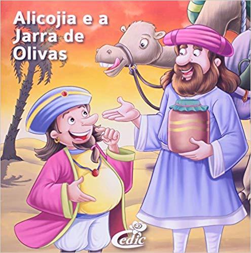ALICOJIA E A JARRA DE OLIVAS