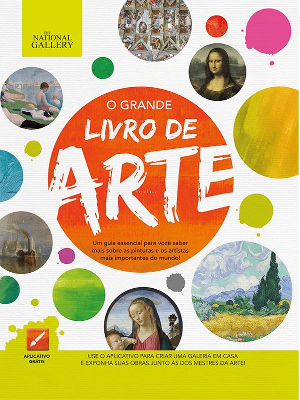 O GRANDE LIVRO DE ARTE
