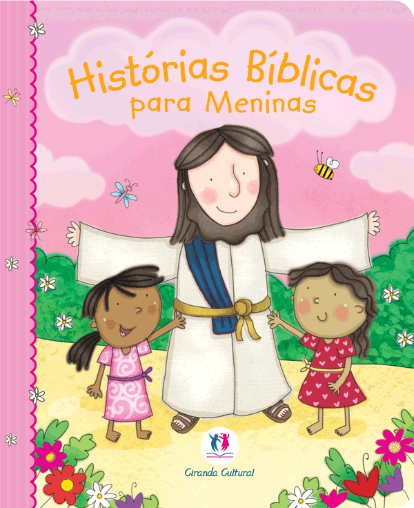 ALM - HISTORIAS BIBLICAS PARA MENINAS