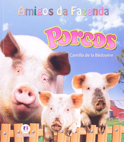 Amigos da Fazenda - Porcos