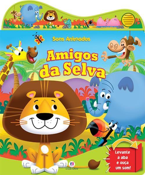 Amigos da Selva - Sons Animados