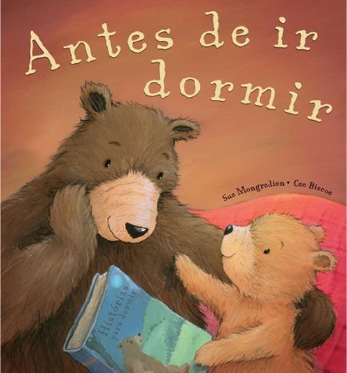 ANTES DE IR DORMIR