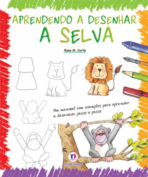 Aprendendo a Desenhar: A Selva