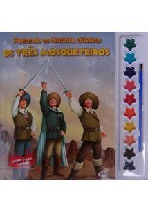 AQUARELA - OS TRES MOSQUETEIROS - CEDIC