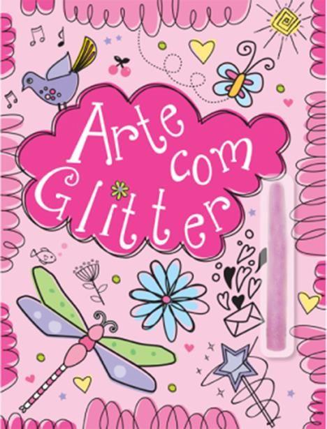 ARTE COM GLITTER