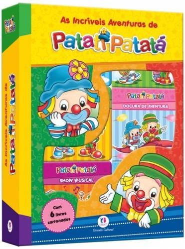 As Incríveis Aventuras de Patati Patatá