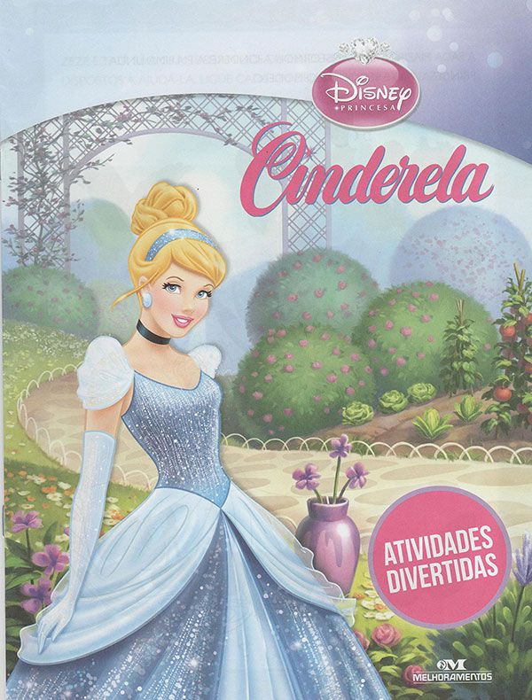 ATIVIDADES DIVERTIDAS - CINDERELA