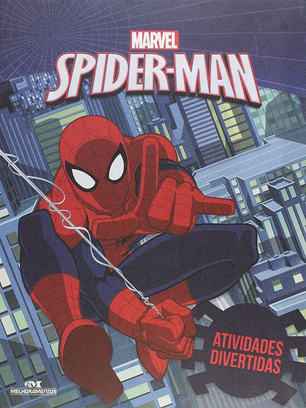 ATIVIDADES DIVERTIDAS SPIDER-MAN