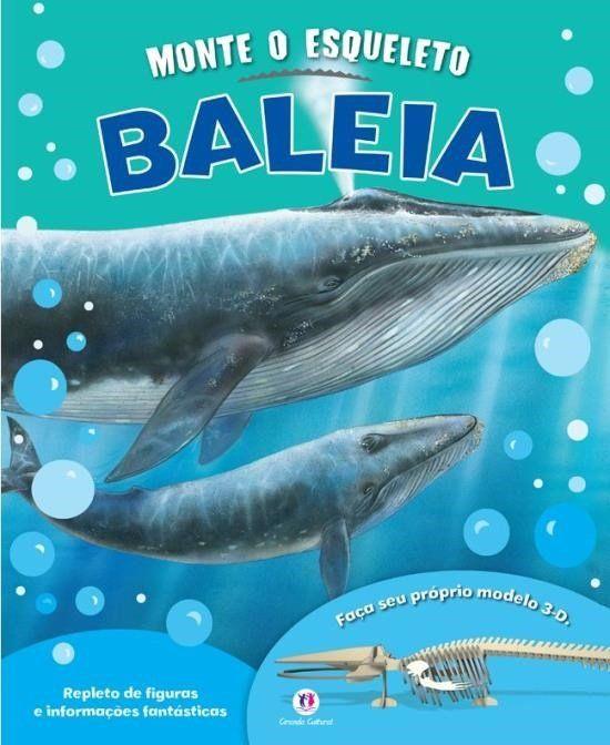 Baleia - Col. Monte o Esqueleto
