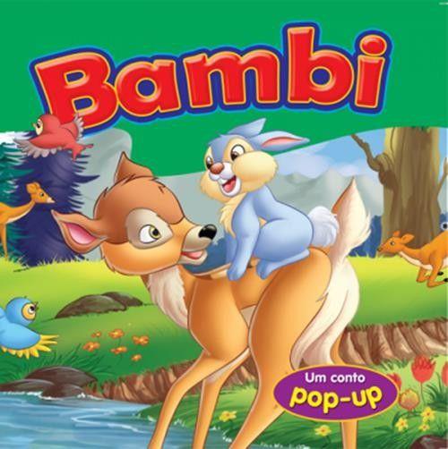 Bambi - Coleção Um Conto Pop-up