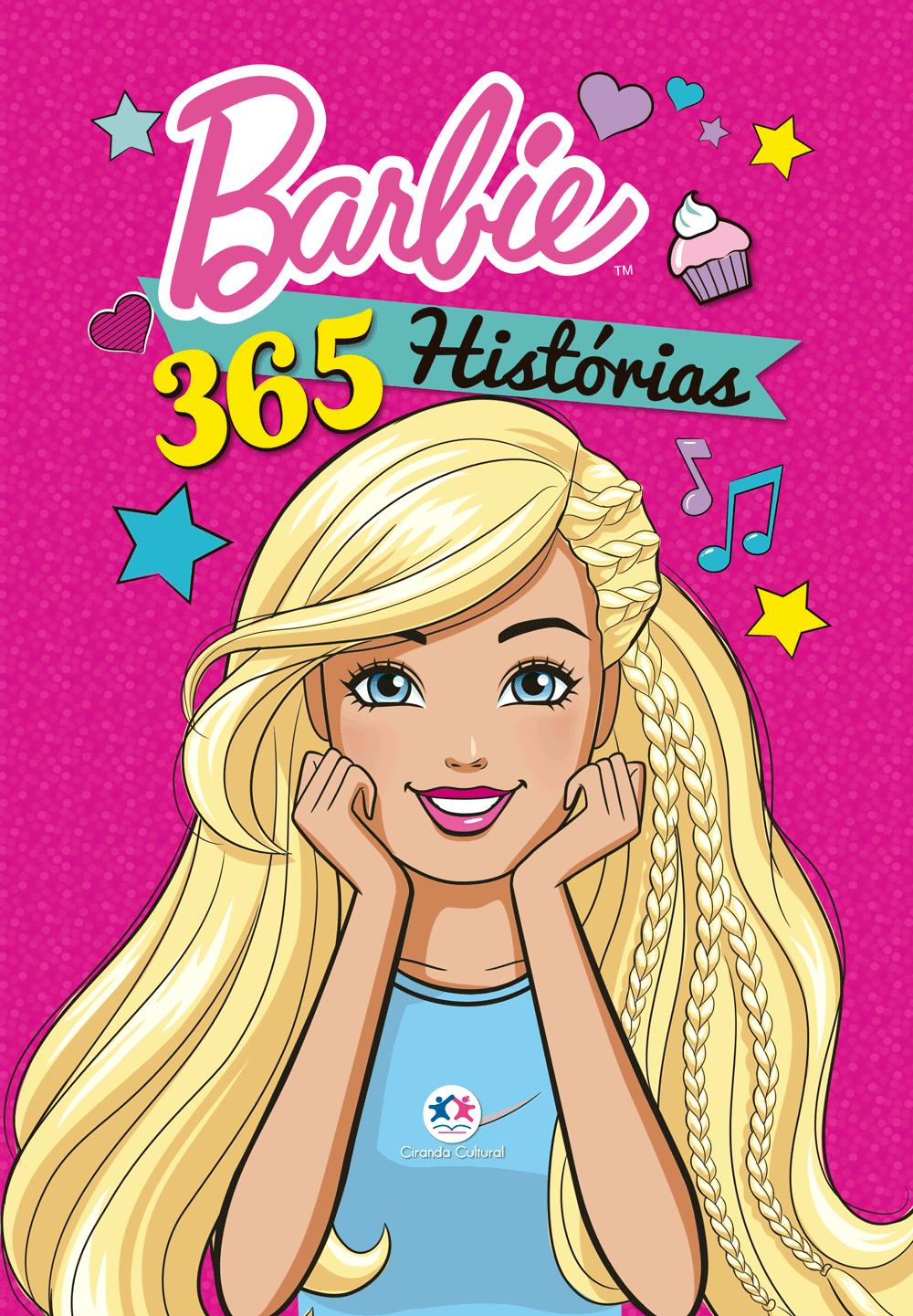 BARBIE - 365 HISTORIAS