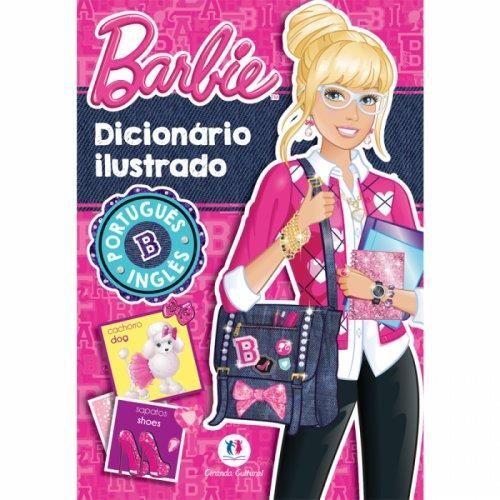 Barbie Dicionário Ilustrado - Português - Inglês