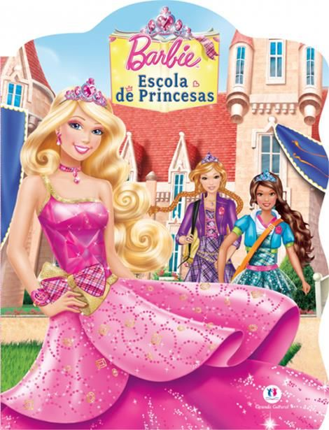 GRA-BARBIE ESCOLA DE PRINCESAS