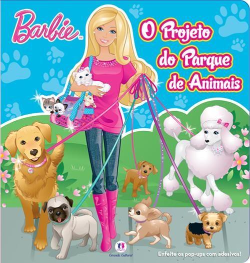 BARBIE - POP UP -O PROJETO DO PARQUE DE ANIMAIS -