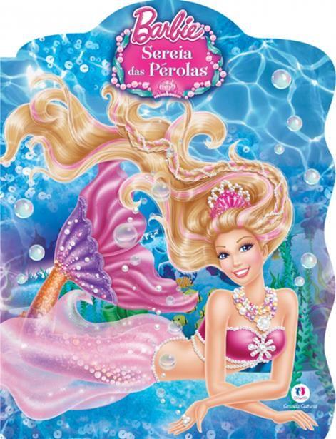 Barbie Sereia das Perolas