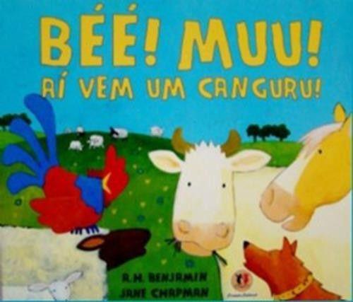 Bee! Muu! Ai Vem Um Canguru