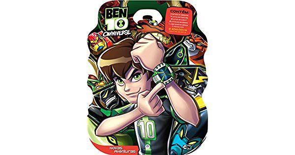 BEN 10-NOVAS AVENTURAS