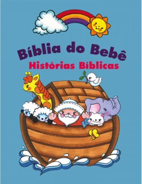 Bíblia do Bebê: Histórias Bíblicas