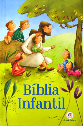 BÍBLIA INFANTIL (MENOR)