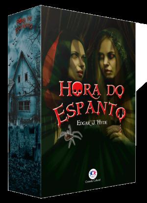 BOX HORA DO ESPANTO- SÉRIE 3