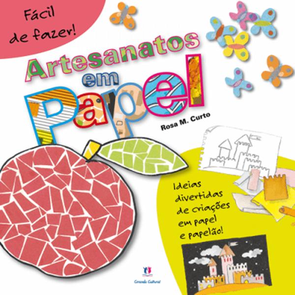 BRO-FACIL FAZER-ARTESANATOS EM PAPEL