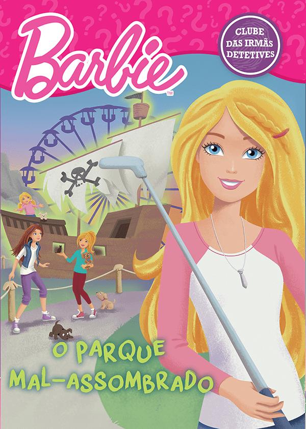 BRO-LIC BARBIE-O PARQUE MAL-ASSOMBRADO