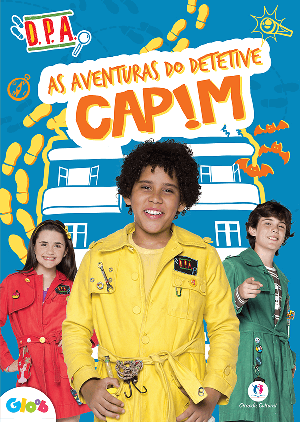 BRO-LIC DPA NOVO-AVENTURAS DO DETETIVE CAPIM