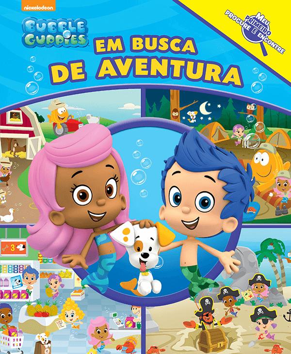 Bubble Guppies - Em Busca de Aventura: Procure e Encontre
