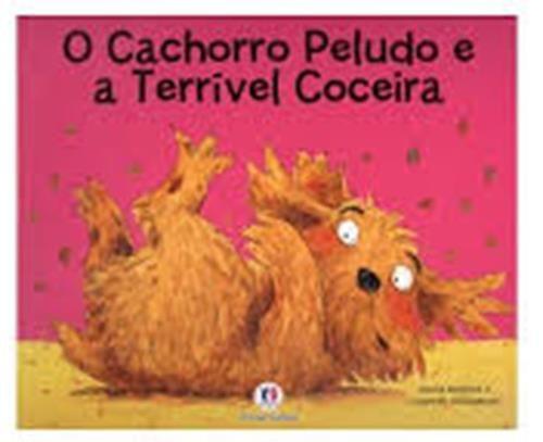 Cachorro Peludo e a Terrível Coceira - Nova Ortografia