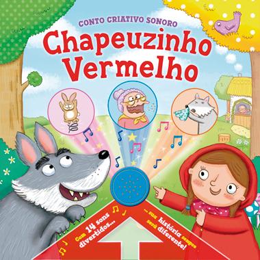 CHAPEUZINHO VERMELHO- LIVRO SONORO