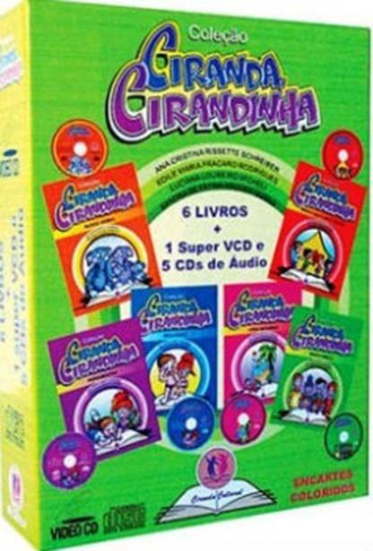 CIRANDA CIRANDINHA 06 VOL