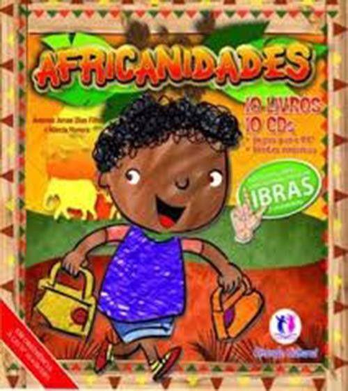 AFRICANIDADES 10 VOLUMES