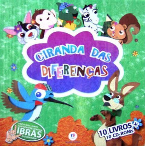 CIRANDA DAS DIFERENÇAS EM LIBRAS