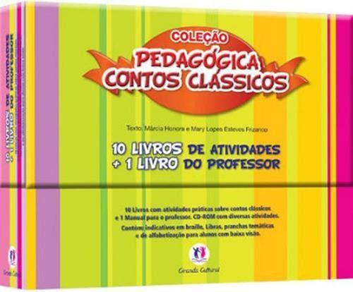 CONTOS CLÁSSICOS 11 VOLUMES
