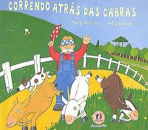 CORRENDO ATRÁS DAS CABRAS