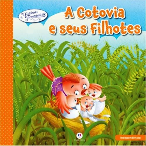 Cotovia e Seus Filhotes, A - Coleção Histórias Fantásticas