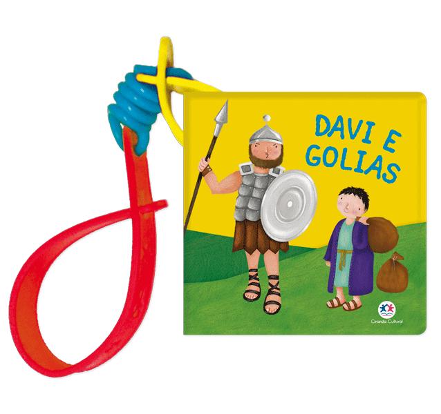 DAVI E GOLIAS - COLEÇÃO BANHO COM ALCINHA