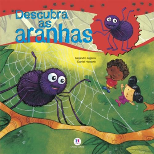 Descubra as Aranhas