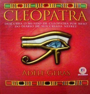 DESCUBRA O MUNDO DE CLEOPATRA - CIRANDA CULTURAL