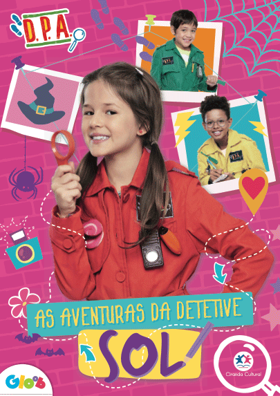DETETIVES DO PREDIO AZUL - AS AVENTURAS DA DETETIL