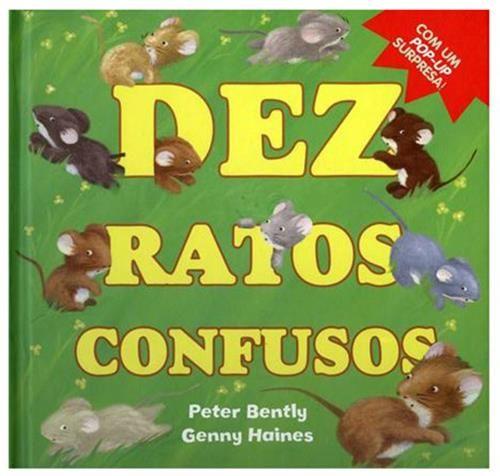 DEZ RATOS CONFUSOS- COM POP UP SURPRESA