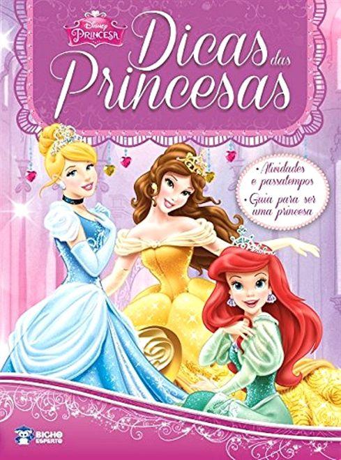 DICAS DAS PRINCESAS - VOLUME ÚNICO