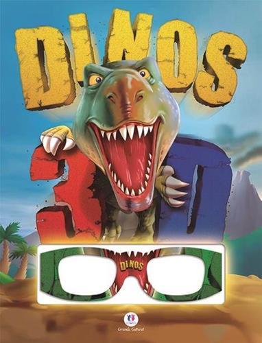 Dinos - Livro 3d