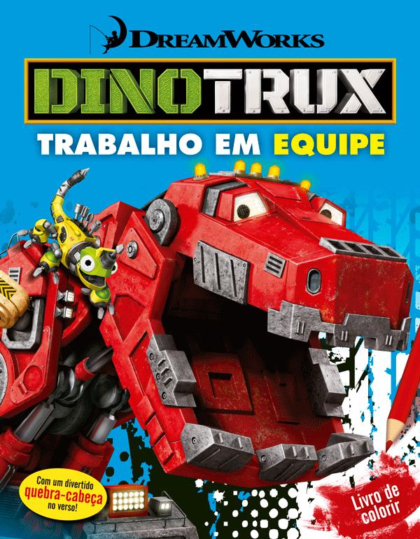 DINOTRUX - TRABALHO EM EQUIPE
